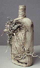 Dekorácie - Shabby chic - váza 02 - 5211994_