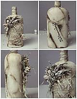 Dekorácie - Shabby chic - váza 02 - 5211999_