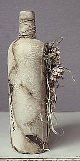 Dekorácie - Shabby chic - váza 02 - 5212000_
