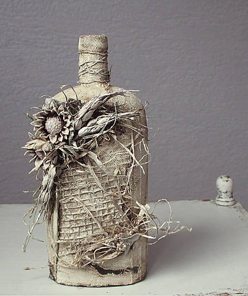 Shabby chic - váza 02