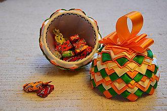 Krabičky - Vajíčko - šperkovnica - 5212485_