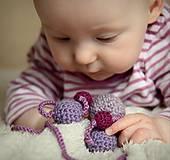 Hračky - Korále pro maminky a miminka - 5213089_