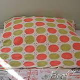 Textil - Detská deka... kruhy