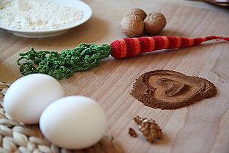 Dekorácie - Maxi_mrkva pre veľkonočného zajaca alebo recept na mrkvový koláč :) - 5216419_