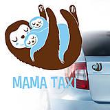 Grafika - MAMA taxi 2 deti - 5219653_