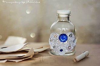Drobnosti - magická lahvička na vzpomínky - 5219576_