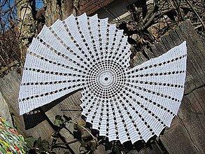 Úžitkový textil - Háčkovaná krása 2 - 5219191_