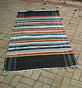 Úžitkový textil - koberec tkaný  80 x 200cm tradičný - 5220811_