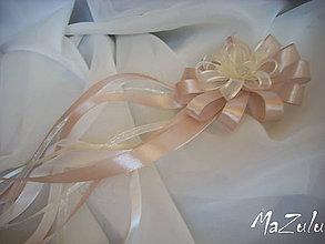 Pierka - Latté svadobné pierko pre starejšieho I. - 5221575_
