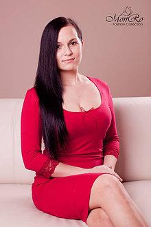 Šaty - Dámske šaty - 5223116_