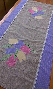 Úžitkový textil - jarný obrus - 5222439_