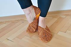 Obuv - Indické papuče - 5226610_