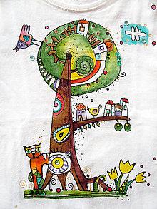Detské oblečenie - Vtáky sťahovavé - 5225058_