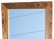 Zrkadlá - Zrkadlo v starom dreve - blede - 5227255_