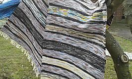 Úžitkový textil - Koberec Rôzne farby 160x74cm - 5225023_