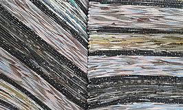 Úžitkový textil - Koberec Rôzne farby 160x74cm - 5225024_