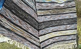Úžitkový textil - Koberec Rôzne farby 160x74cm - 5225031_