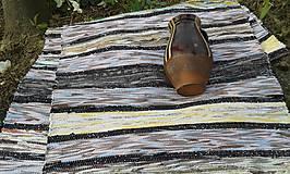 Úžitkový textil - Koberec Rôzne farby 160x74cm - 5225035_