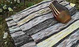 Úžitkový textil - Koberec Rôzne farby 160x74cm - 5225037_