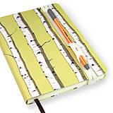 Papiernictvo - Zápisník A5 Breza - 5230399_