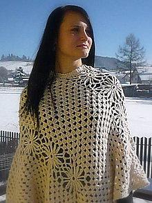 Iné oblečenie - Pončo - Naturomantika I. - 5227387_