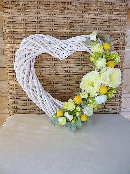 Jarné srdce...   MONIKA-D - SAShE.sk - Handmade b702be591ad