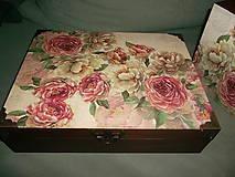 babičkine ruže...