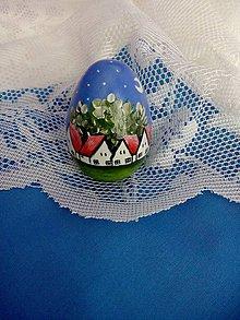 Dekorácie - Vel'konočné vajíčko - 5233690_