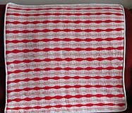 Textil - Bavlnená deka pre dievčatko... - 5236512_
