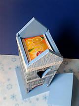 Nádoby - Domček na čaj - Modrý obchodík - 5234014_