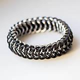 Šperky - Pásovec - pánský náramek - 5240915_