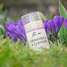 Drogéria - Levanduľa a čajovník - prírodný dezodorant - 5241115_