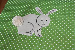 Úžitkový textil - veľkonočná štóla - 5243149_