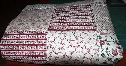 Úžitkový textil - Country line natur-deka/prehoz - 5241500_