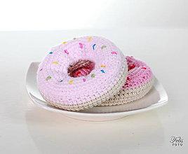 Hračky - donutky... - 5244726_