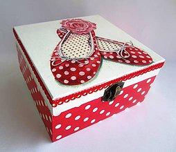 Krabičky - Balerínky - 5248274_