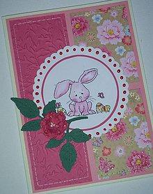 Papiernictvo - Veľkonočná pohľadnica - 5245545_