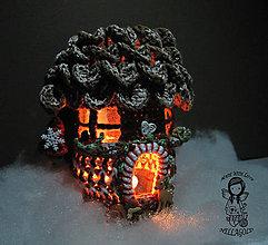 Návody a literatúra - Vianočný Domček - návod 72 - 5248997_