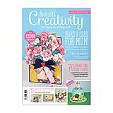 - Creativity časopis č. 56 Marec 2015+ 3 perfišné darčeky - 5249551_