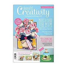 Návody a literatúra - Creativity časopis č. 56 Marec 2015+ 3 perfišné darčeky - 5249551_