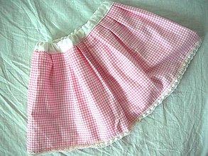 Detské oblečenie - dievčenská suknička - 5250013_