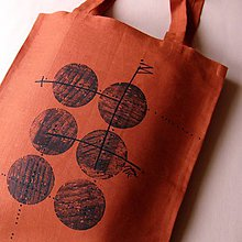 Nákupné tašky - ŠEST - taška nákupka - 5248048_