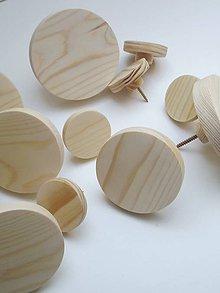 Nábytok - Vešiaky drevené - 5246153_