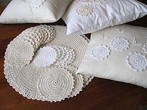 Úžitkový textil - keď doma túžia po smotane a šľahačke... - 5246518_