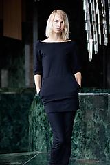 Šaty - FNDLK šaty Basic 077 - 5251650_