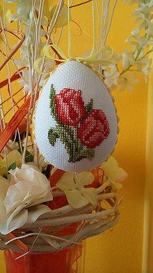 Dekorácie - tulipánové vajíčko - 5251789_