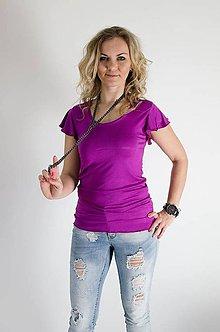 Tričká - Tričko s voľnými rukávmi - 5250431_