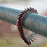 Náramky - Pichlavá vášeň - náramok - 5255591_