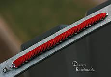 Náramky - Pichlavá vášeň - náramok - 5255594_