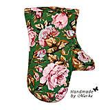 Úžitkový textil - Květina (15CH_005) - 5260748_